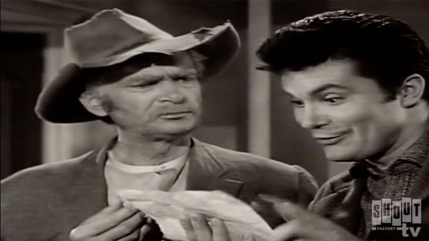 The Beverly Hillbillies: S1 E26 - Jed Cuts The Family Tree