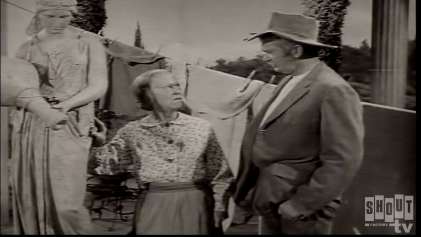 The Beverly Hillbillies: S1 E36 - Jethro's Friend