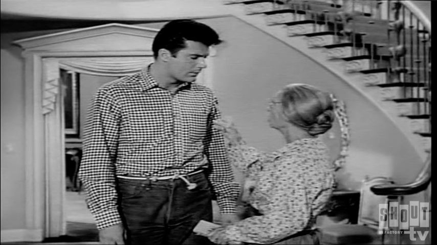The Beverly Hillbillies: S2 E1 - Jed Gets The Misery