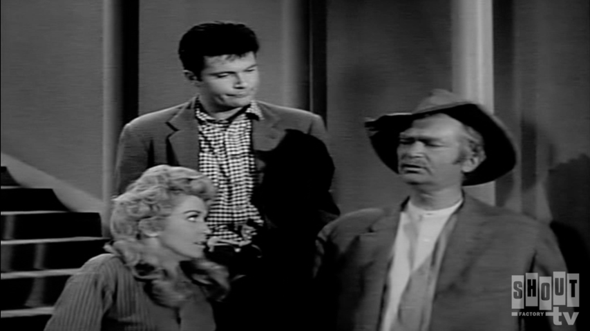 The Beverly Hillbillies: S2 E3 - Granny's Garden