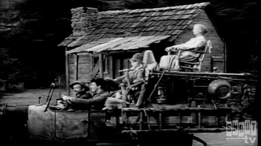 The Beverly Hillbillies: S2 E9 - The Clampetts Go Hollywood
