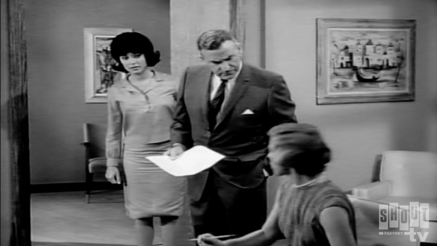 The Beverly Hillbillies: S2 E12 - Elly Needs A Maw