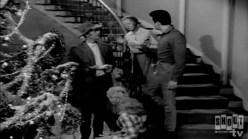 The Beverly Hillbillies: S2 E14 - Christmas At The Clampetts