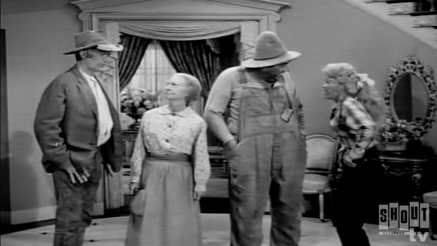 The Beverly Hillbillies: S2 E17 - The Girl From Home