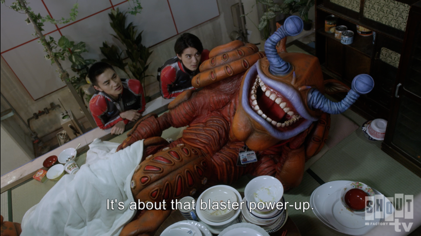 Ultraman X: S1 E3 - A Song That Calls The Night