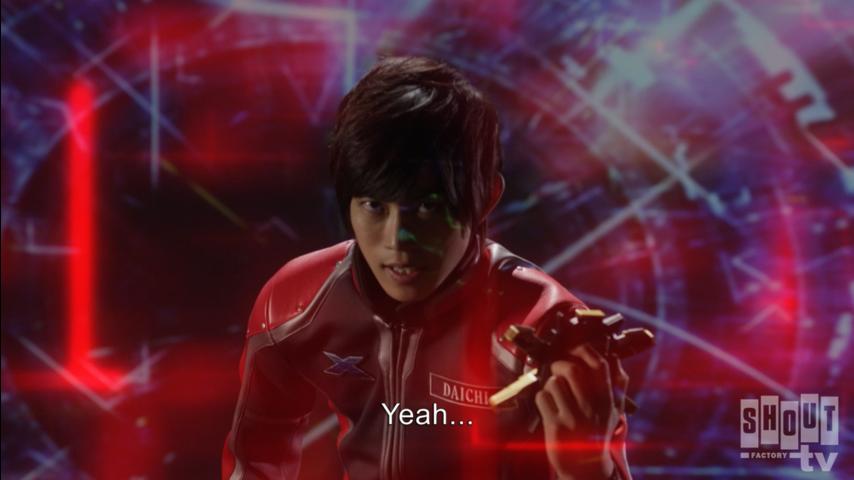 Ultraman X: S1 E7 - An Oath Beyond Stars