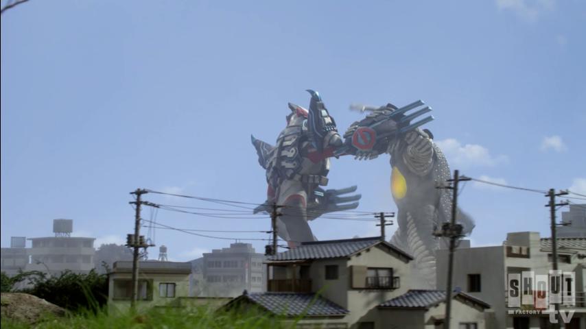 Ultraman X: S1 E8 - X In Peril