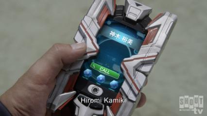 Ultraman X: S1 E15 - A Soldier's Back