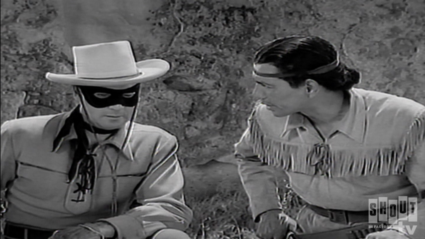 The Lone Ranger: S1 E2 - The Lone Ranger Fights On