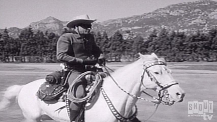 The Lone Ranger: S1 E3 - The Lone Ranger's Triumph