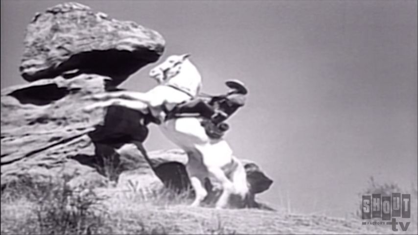 The Lone Ranger: S1 E4 - Legion Of Old Timers