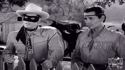 The Lone Ranger: S1 E7 - Pete And Pedro