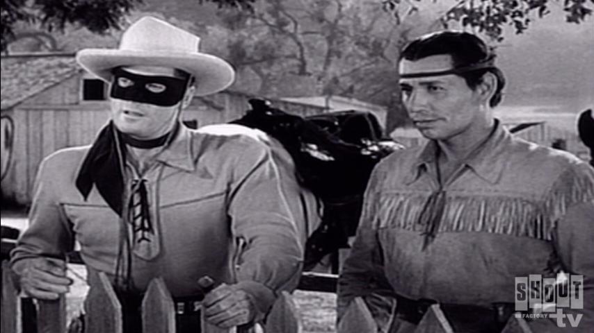 The Lone Ranger: S1 E7 - Pete And Pedro