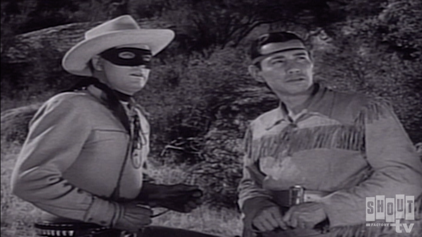The Lone Ranger: S1 E12 - The Return Of The Convict