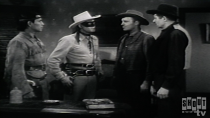 The Lone Ranger: S1 E17 - The Man Who Came Back