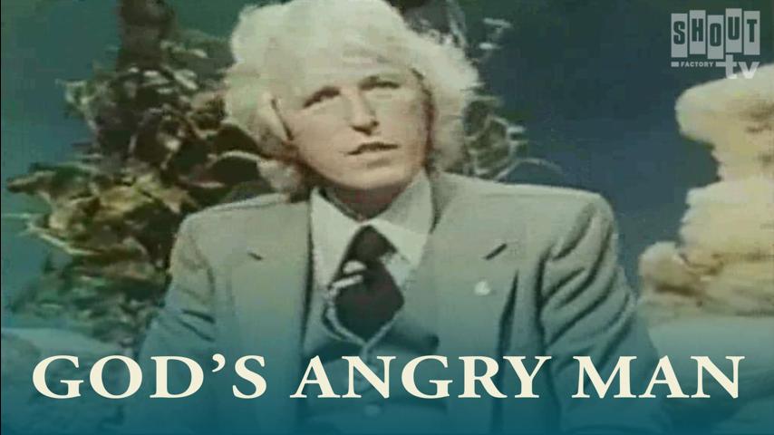 God's Angry Man