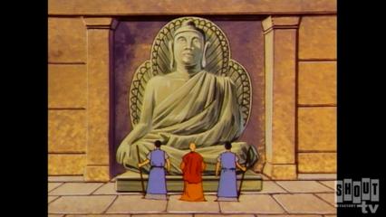MASK: S1 E16 - The Golden Goddess