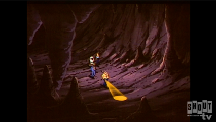 MASK: S1 E48 - Quest Of The Canyon