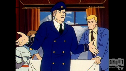MASK: S1 E65 - Raiders Of The Orient Express