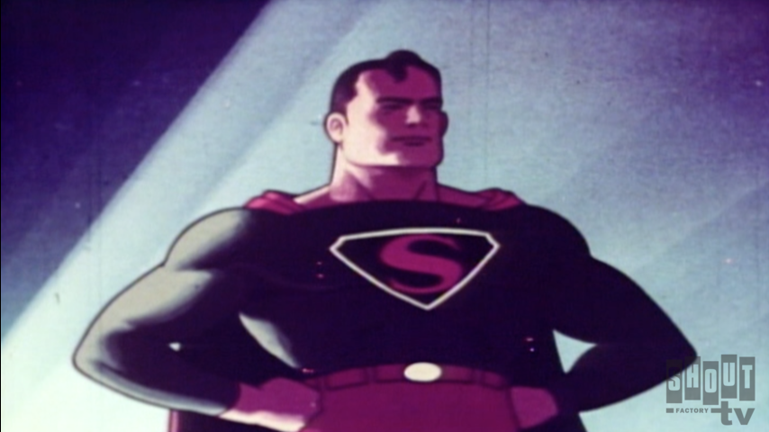 Superman: S1 E1 - Superman