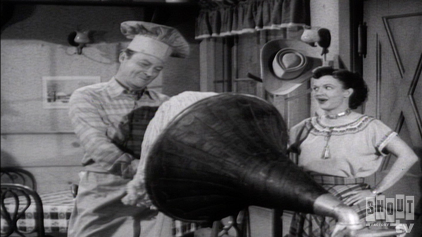The Roy Rogers Show: S1 E6 - Badman's Brother