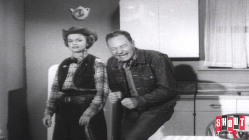 The Roy Rogers Show: S4 E12 - The Big Chance