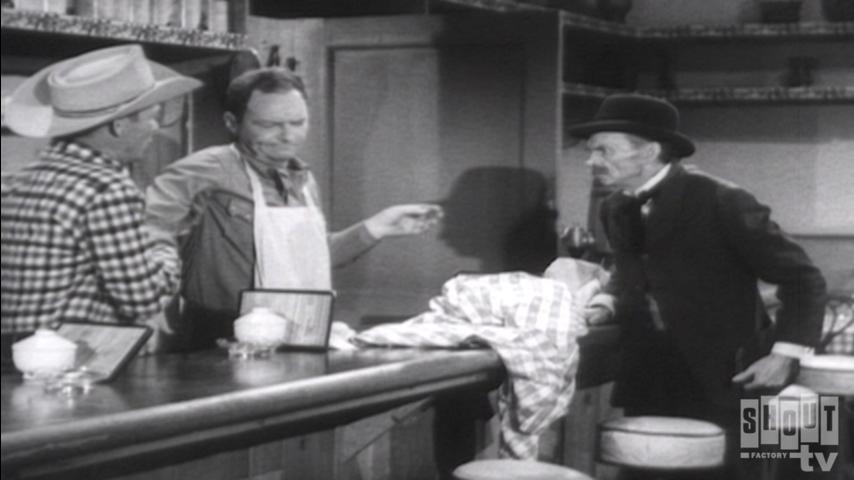 The Roy Rogers Show: S4 E10 - Hidden Treasures