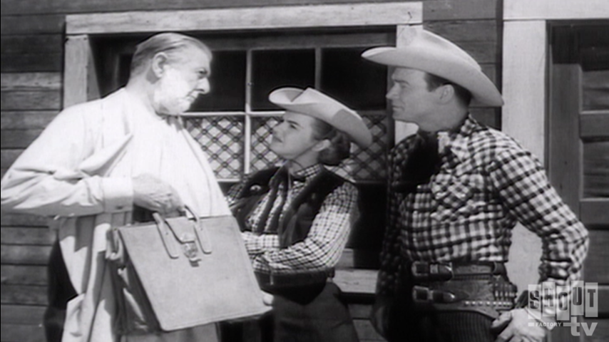 The Roy Rogers Show: S6 E15 - Johnny Rover