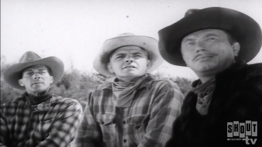 The Roy Rogers Show: S5 E7 - Three Masked Men