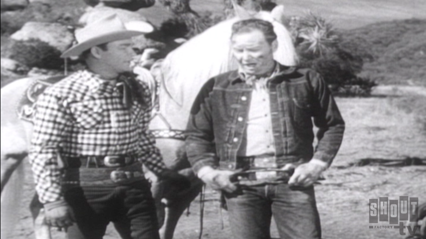 The Roy Rogers Show: S1 E10 - The Unwilling Outlaw