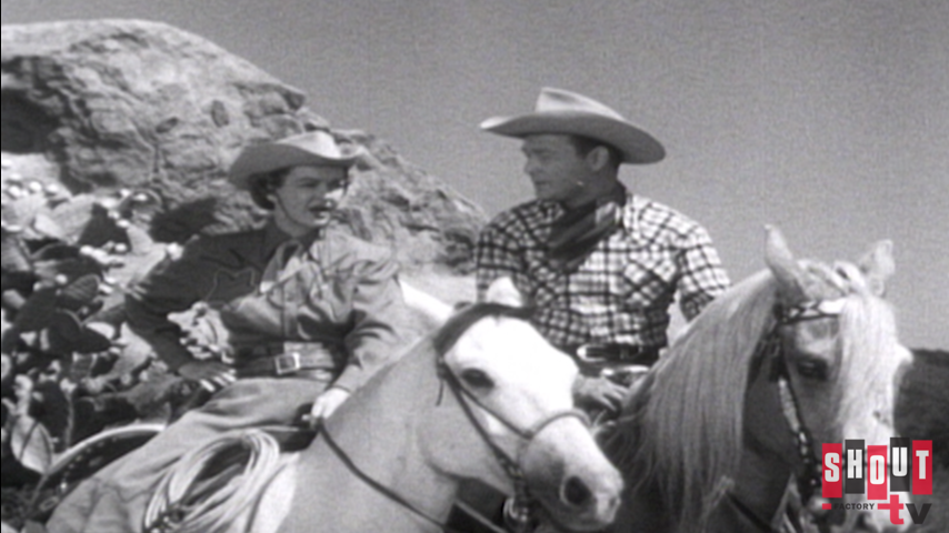 The Roy Rogers Show: S4 E4 - Last Of The Larabee Kid