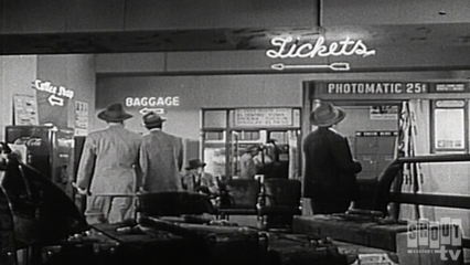Dragnet: S2 E11 - The Big Show