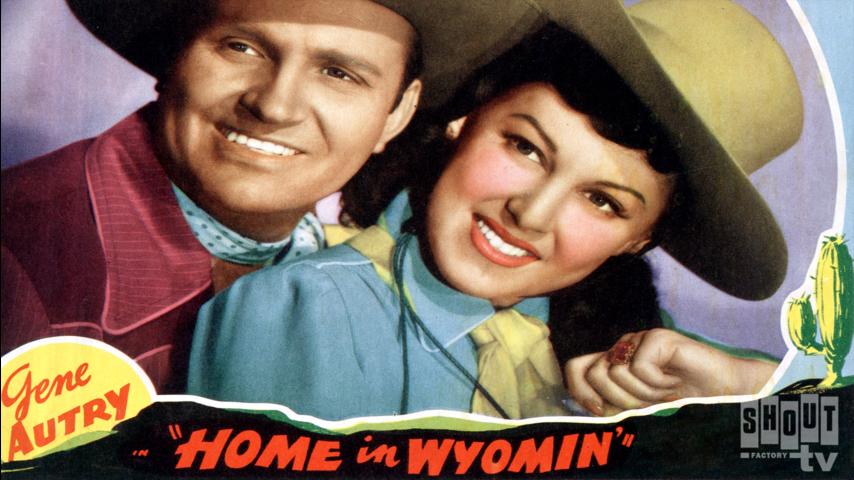 Home In Wyomin'