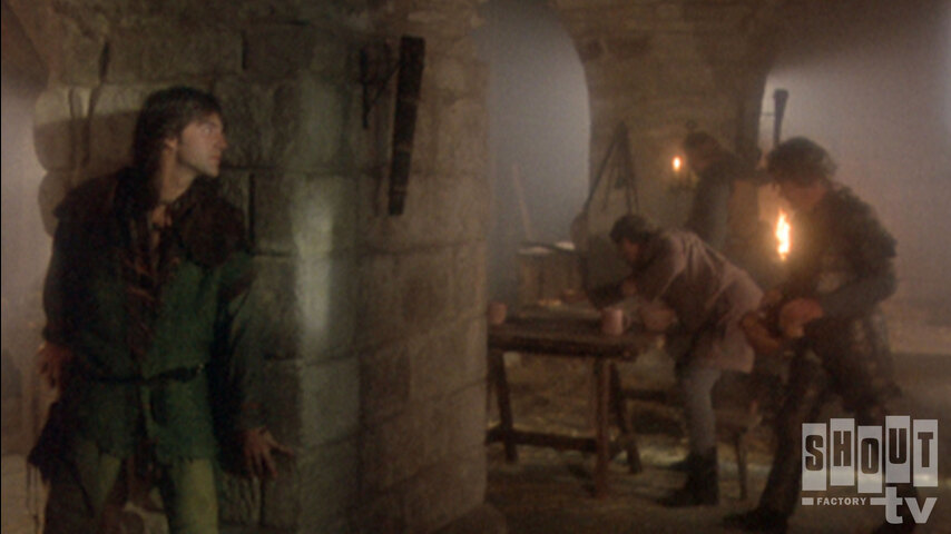 Robin Of Sherwood: S1 E1 - Robin Hood And The Sorcerer (Part 1)