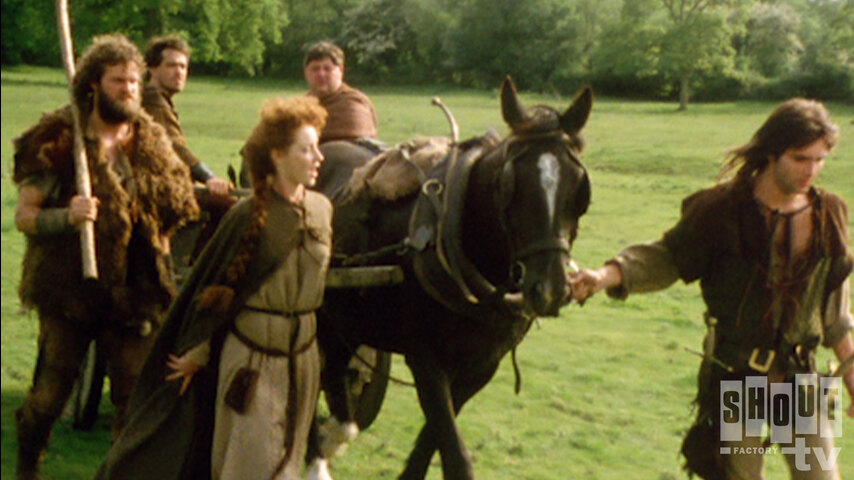 Robin Of Sherwood: S1 E3 - The Witch Of Elsdon