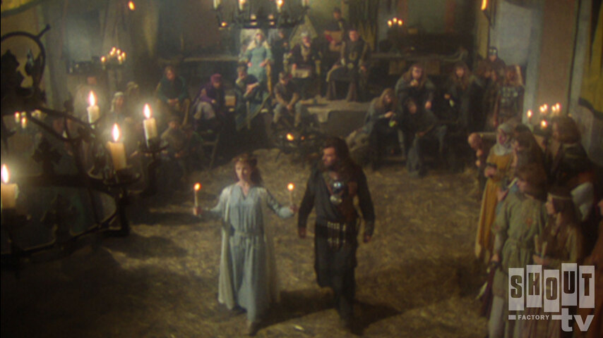 Robin Of Sherwood: S3 E1 - Herne's Son (Part 1)
