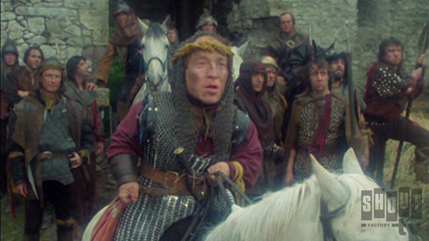 Robin Of Sherwood: S3 E4 - The Inheritance
