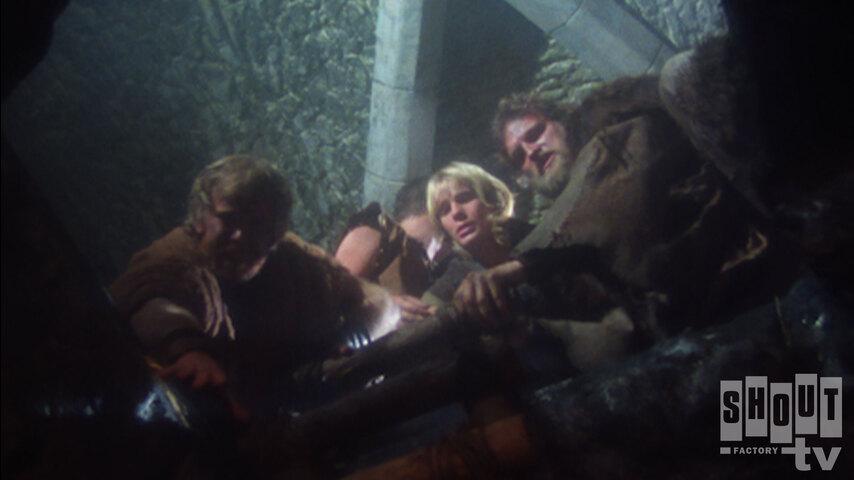 Robin Of Sherwood: S3 E6 - The Sheriff Of Nottingham