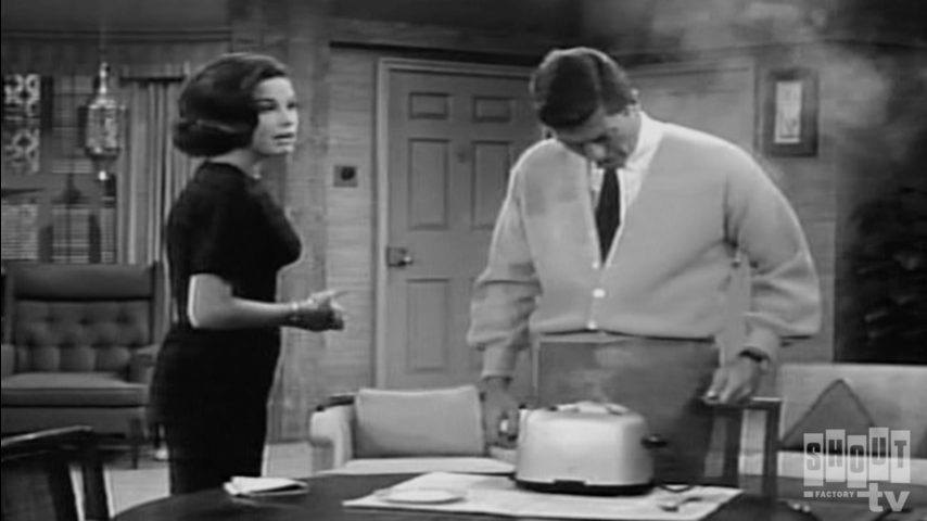 The Dick Van Dyke Show: S2 E4 - Bank Book 6565696