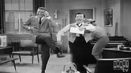 The Dick Van Dyke Show: S2 E5 - Hustling The Hustler
