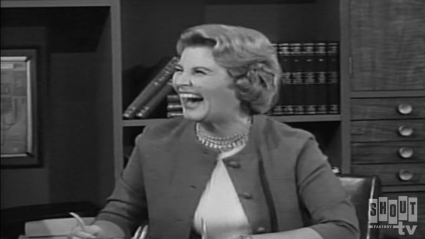 The Dick Van Dyke Show: S2 E13 - A Man's Teeth Are Not His Own