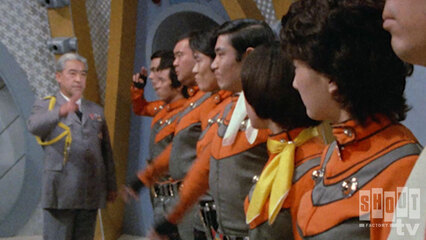 Ultraman Ace: S1 E14 - 5 Stars Scattered In The Galaxy