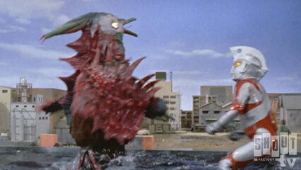 Ultraman Ace: S1 E18 - Give The Pigeon Back!