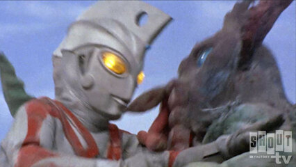 Ultraman Ace: S1 E20 - Stars Of Youth Is The Stars Of Two