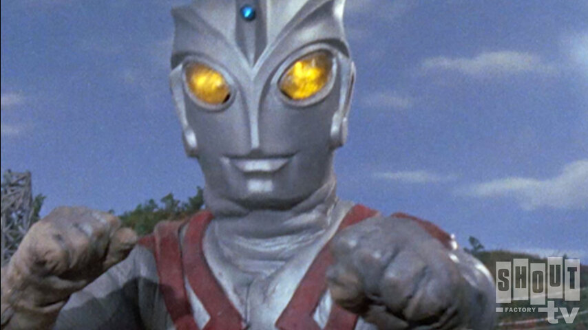 Ultraman Ace: S1 E35 - A Gift From Zoffy