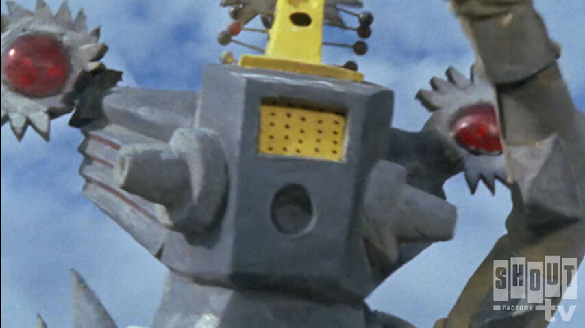 Ultraman Ace: S1 E40 - Return The Panda!