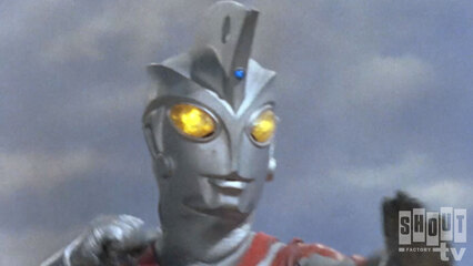 Ultraman Ace: S1 E41 - Winter Horror Series – Scary Story! Lion Drum