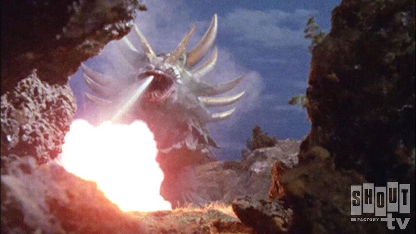 Ultraman Ace: S1 E47 - Salamander's Curse!