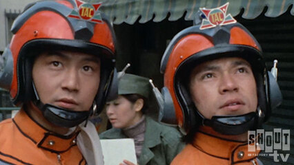 Ultraman Ace: S1 E50 - Tokyo Great Panic! The Mad Trafic Signals