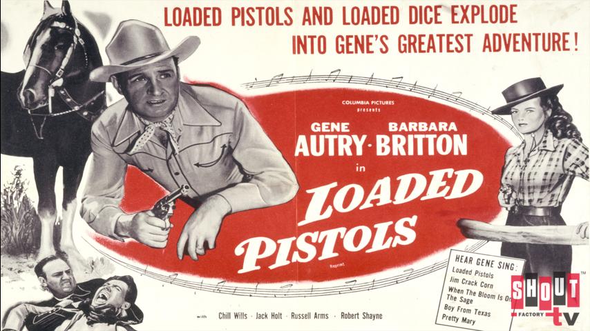 Loaded Pistols